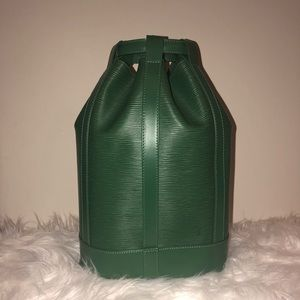 Louis Vuitton Randonnee GM Backpack